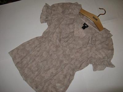 Актуальная изысканная блуза h&m