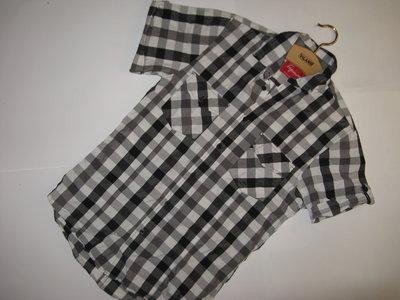 Актуальная и стильная рубашка в клетку topman