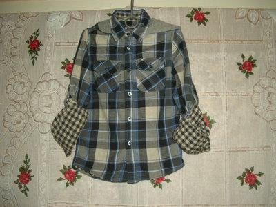 Супер рубашка Rebel ,7-8 лет,128см.-160грн.