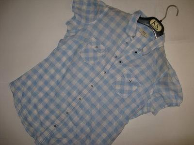 Стильная и трендовая рубашка блузка papaya