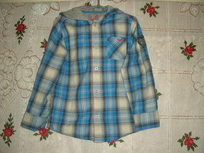 Супер рубашкаCherokee 7-8 лет,128см.-145грн.