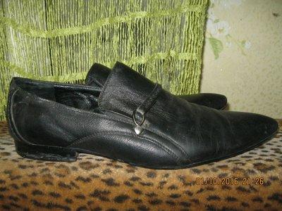 Мужские туфли 40 размера классика