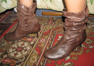 Отличные стильные кожаные испанские полусапожки Sixtyseven