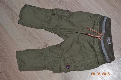 Коттоновые штаны на хб подкладке Next