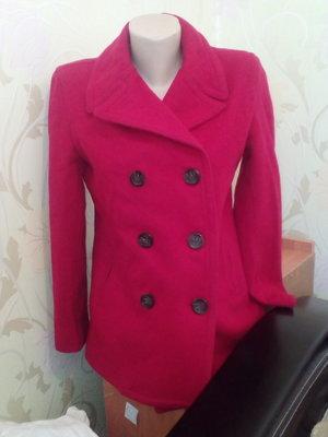 Фирменное пальто GAP 44-46 р, отличное состояние Евро размер xs, но на наш м-л.