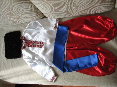 костюм украинский,казак на мальчика.карнавальный