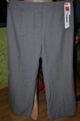 светло серые брюки батал