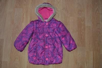 Куртка на 3-5л. Marks&Spencer