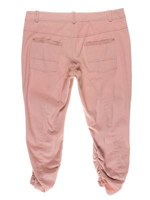 шикарные брюки капри цв пудры