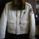 Фирменная мужская куртка - трансформер.