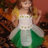 Карнавальный костюм ромашки