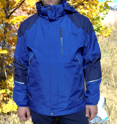 a0b4a743ded7c Мужская мембранная куртка Columbia Titanium 3-в-1: 1695 грн ...