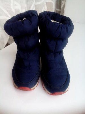 Термо сапоги, ботинки, дутики 18см стелька