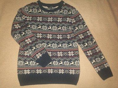 Теплый свитер Маталан 10-11л