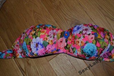 купальный лиф KLEO в Цветы Новый