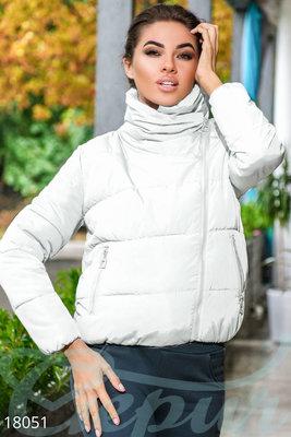 Демисезонная синтепоновая куртка