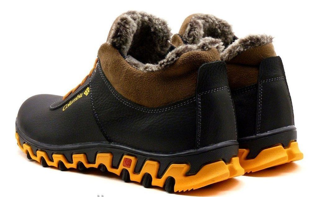зимние кроссовки мужские на меху разработки спортивной одежды