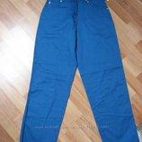 Брюки подростковые ярко - синие Freeks. Рост 164 см
