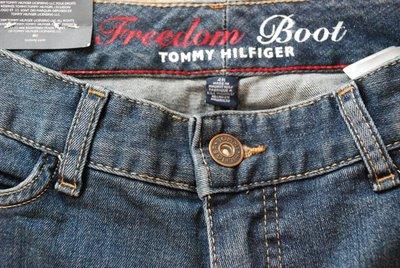 Супер джинсы Tommy Hilfiger