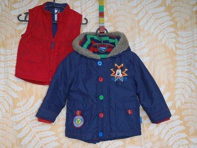 1-1.5 лет, Хорошенькая демисезонная куртка George