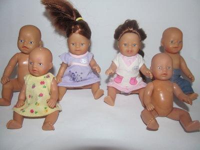 Цена за 6 .Коллекционная кукла пупс Zapf Запф германия мини Анабель беби берн характерная