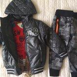 куртка евро-зима р.98/110 Glo Story