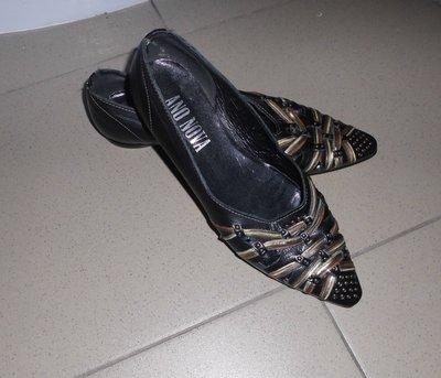 кожаные туфли низкий ход 36 р