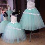 нарядное детское платье -єкслюзив
