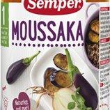 Мусака, картофель, говядина и баклажаны Semper Семпер со Швеции, с 1-го года, 235 грамм