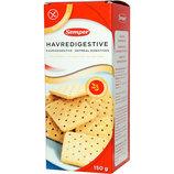 Безглютеновое печенье,150 гр Havredigestive Семпер Semper , доставка со Швеции