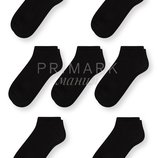 Женские низкие спорт носки 7 шт. 37-42р Primark