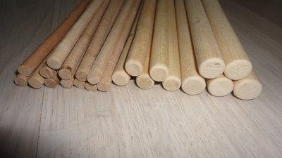 20 мм Палочки деревянные круглые