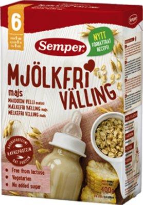 Безмолочный вэллинг кукуруза овес Semper Семпер с 6-ти месяцев, привозим под заказ со Швеции