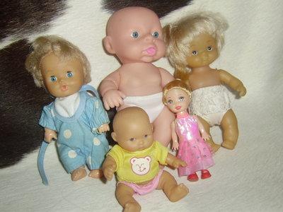 Распродажа отличные куклы-пупсы