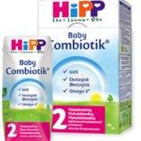 Combiotik 2 Hipp Хипп Комбиотик , доставка со Швеции, для детей с 6-12 месяцев 450 грамм