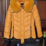 Куртка-Пуховик Siyaxince,разм.M, в идеальном состоянии.
