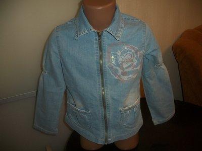 джинсовая рубашка на 4-5 лет Gloria Jeans Глория Джинс