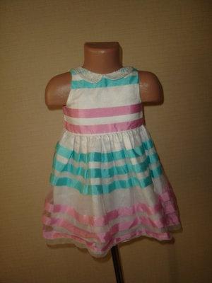 Нарядное платье на 12-18 мес на годовасик Y.d.