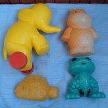 Пластмассовые игрушки Ссср