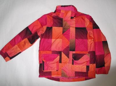 Курточка лыжная для девочки на рост 134-140 см Crivit