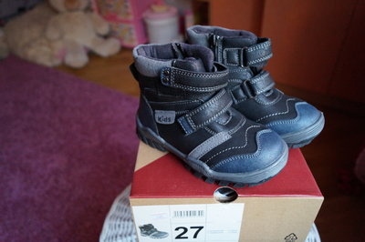 Ботинки для мальчика демисезонные, новые р. 27,28,29,30
