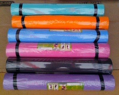 Йогамат MS0205 Коврик для йоги 173х60 см, 3 мм