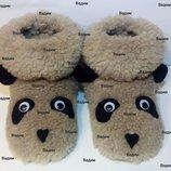 Тапочки-Сапожки Панда