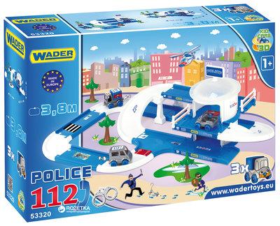 Полицейский участок Kid Cars 3D Wader 53320