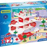Скорая помощь Kid Cars 3D Wader 53330