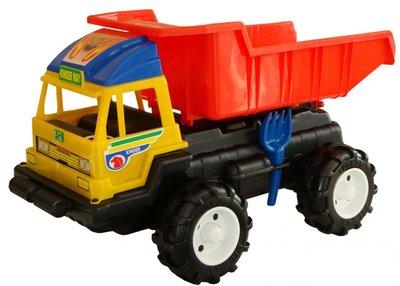Продано: Машина 08-803 Kinderway Даф с лопаткой