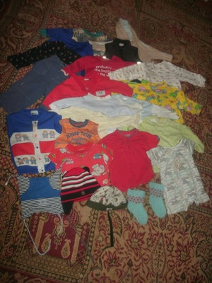 одежда пакет 24 вещи