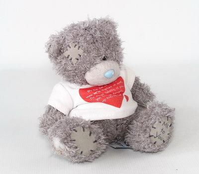 Очаровательный мишка Тедди ищет хозяина.