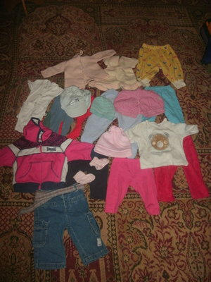 пакет одежды 20 вещей