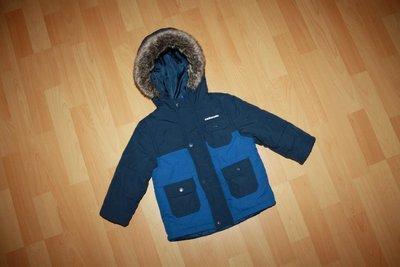 Куртка деми McKenzie на 2-3 года.